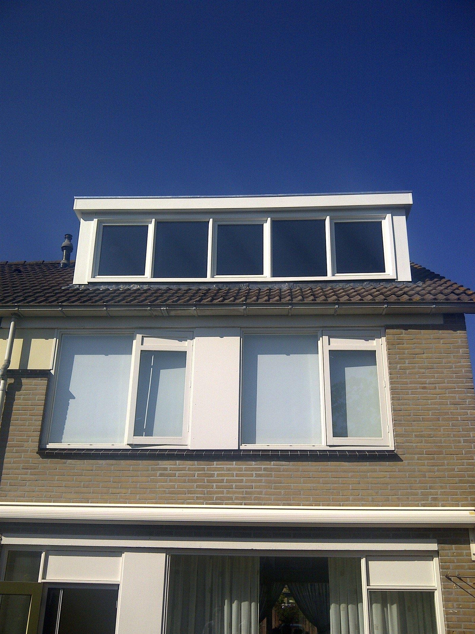 dakkapel, dubbel glas, bouwbedrijf, kozijnen