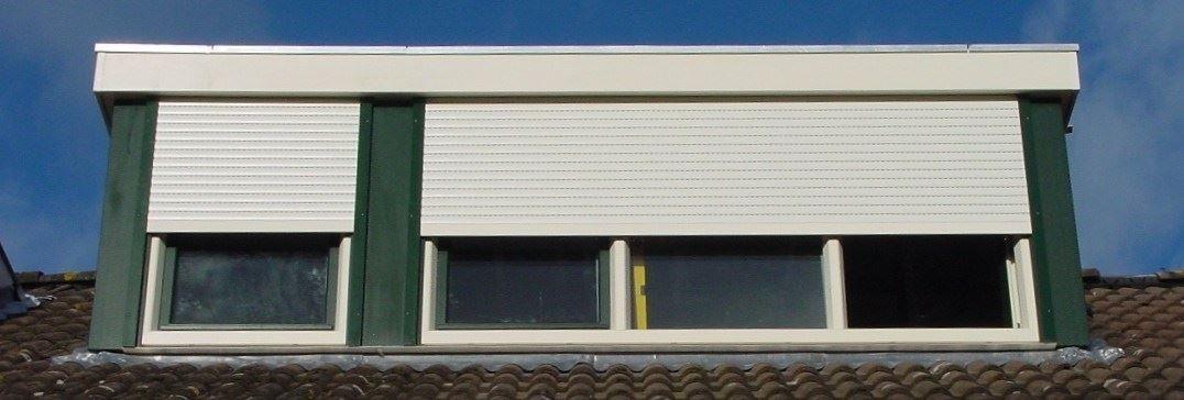 dakkapel met rolluik, bouwbedrijf holdorp