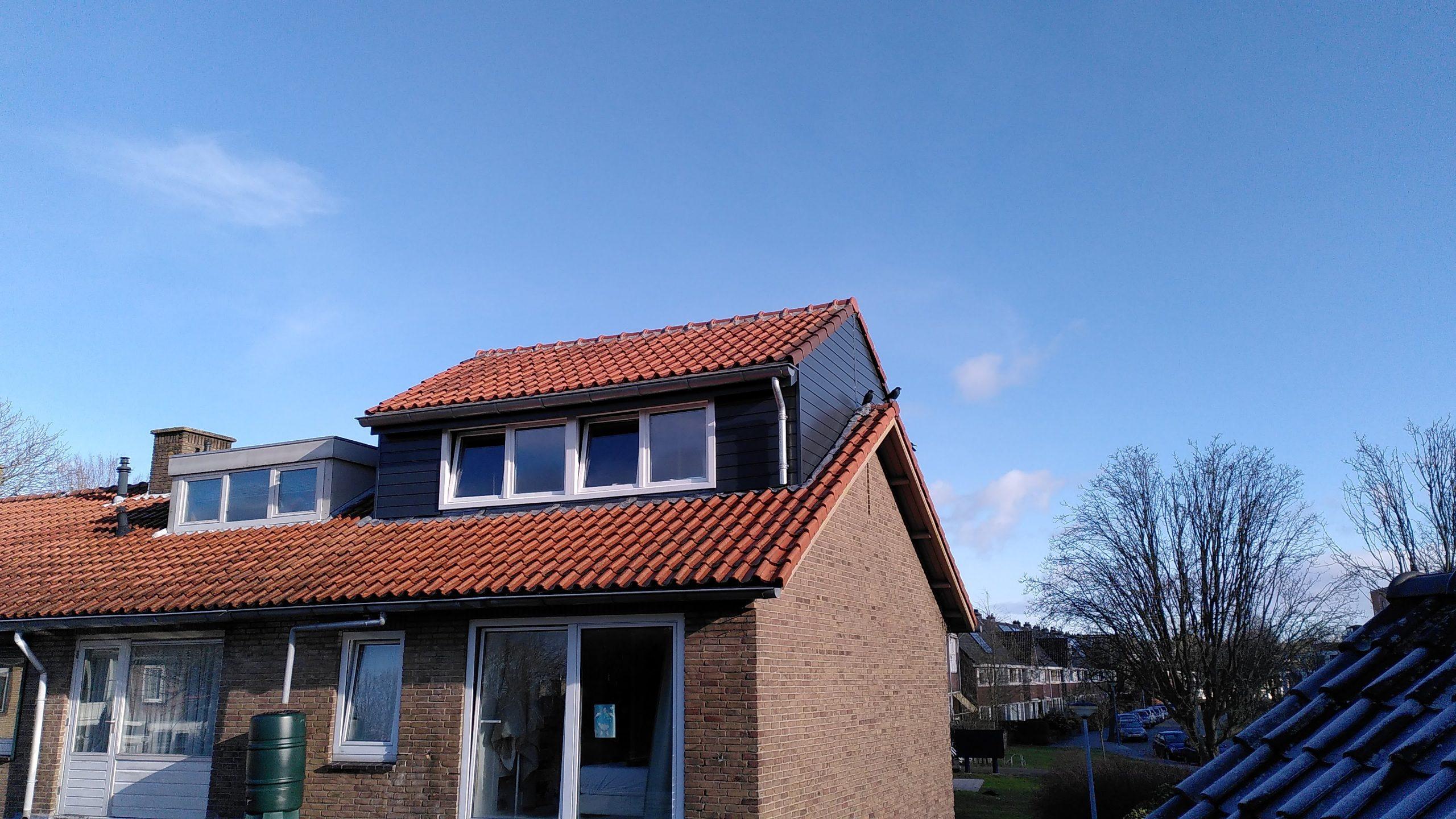 nieuw dakkapel Bouwbedrijf Holdorp